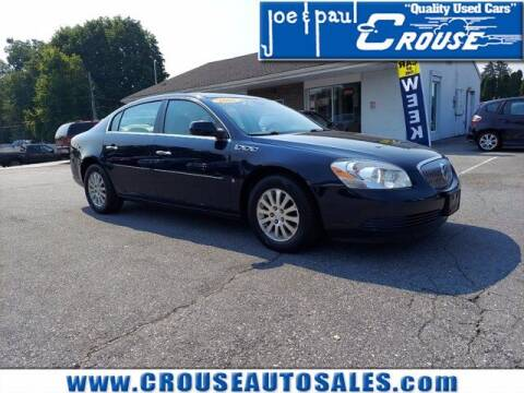2008 Buick Lucerne for sale at Joe and Paul Crouse Inc. in Columbia PA