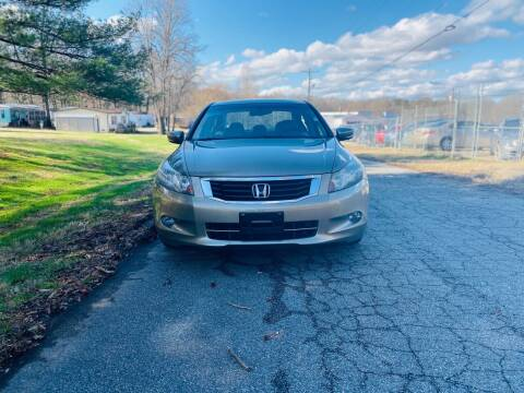 2008 Honda Accord for sale at Speed Auto Mall in Greensboro NC