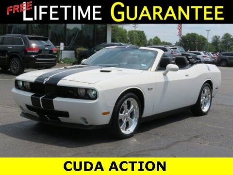 2010 Dodge Challenger for sale at Vicksburg Chrysler Dodge Jeep Ram in Vicksburg MI