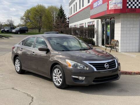 2015 Nissan Altima for sale at Great Lakes Auto Superstore in Waterford Township MI