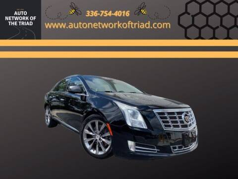 2013 Cadillac XTS for sale at Auto Network of the Triad in Walkertown NC