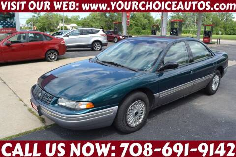 1994 Chrysler Concorde for sale at Your Choice Autos - Crestwood in Crestwood IL