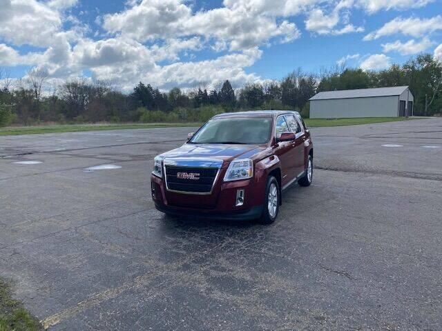 2011 GMC Terrain for sale at Caruzin Motors in Flint MI