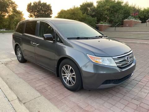 2012 Honda Odyssey for sale at Third Avenue Motors Inc. in Carmel IN