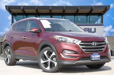2016 Hyundai Tucson for sale at Douglass Automotive Group - Douglas Subaru in Waco TX