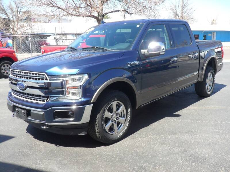 2018 Ford F-150 for sale at T & S Auto Brokers in Colorado Springs CO