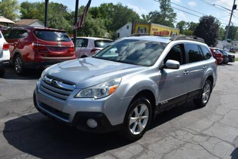 2013 Subaru Outback for sale at Absolute Auto Sales, Inc in Brockton MA