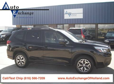 2019 Subaru Forester for sale at Auto Exchange Of Holland in Holland MI