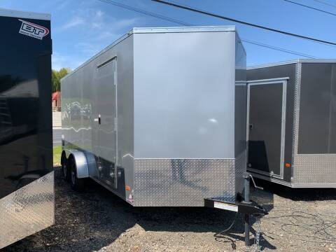 2020 Bravo Scout 7x16 for sale at Smart Choice 61 Trailers in Shoemakersville PA