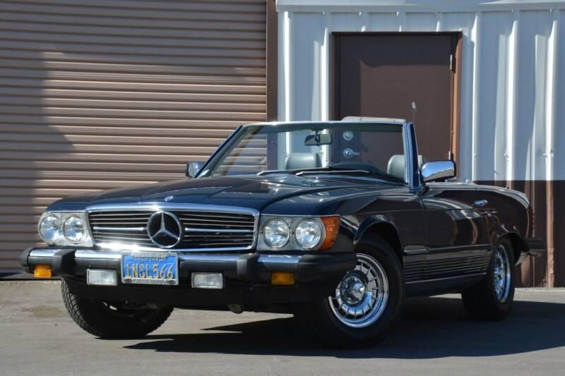 1985 Mercedes-Benz 380-Class for sale at Milpas Motors in Santa Barbara CA