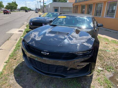2020 Chevrolet Camaro for sale at 3 Brothers Auto Sales Inc in Detroit MI