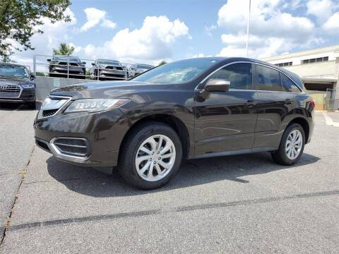 2017 Acura RDX for sale at CU Carfinders in Norcross GA