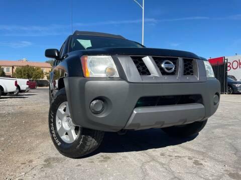 2006 Nissan Xterra for sale at Boktor Motors in Las Vegas NV