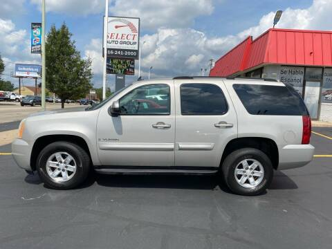 2007 GMC Yukon for sale at Select Auto Group in Wyoming MI