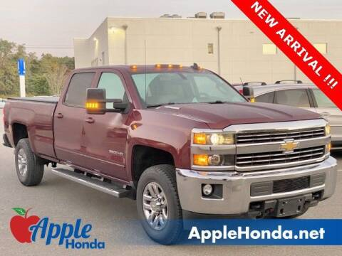 2016 Chevrolet Silverado 3500HD for sale at APPLE HONDA in Riverhead NY