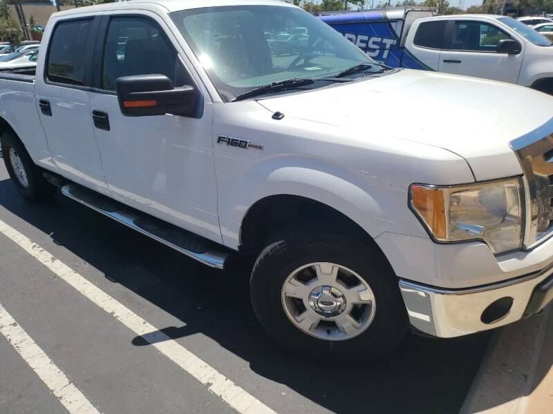 2010 Ford F-150 for sale at Gold Coast Motors in Lemon Grove CA