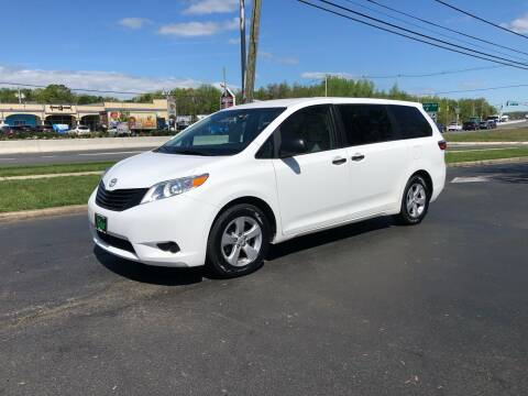 2016 Toyota Sienna for sale at iCar Auto Sales in Howell NJ