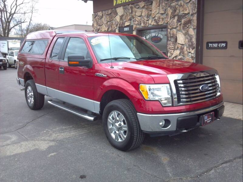 2010 Ford F-150 for sale at Dons Tire & Auto in Butler WI