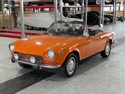 1971 FIAT 124 Spider for sale at Euroasian Auto Inc in Wichita KS