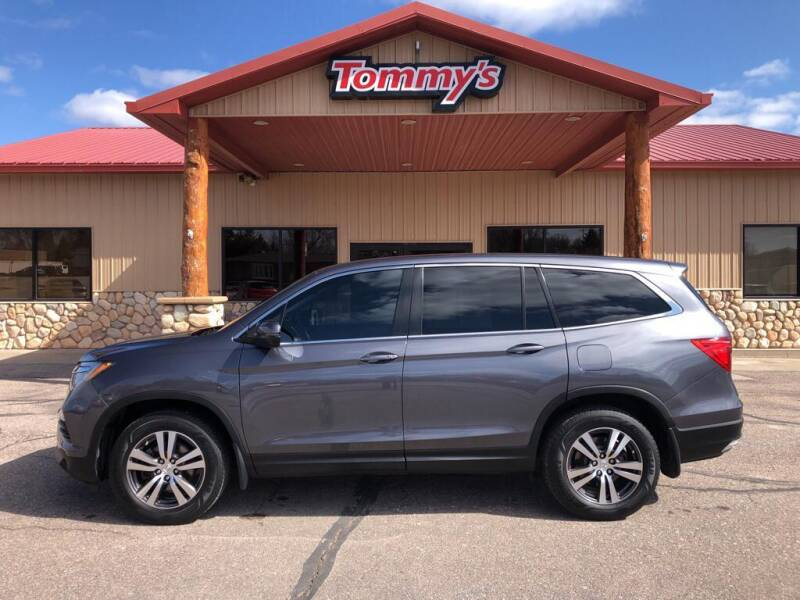2016 Honda Pilot for sale at Tommy's Car Lot in Chadron NE