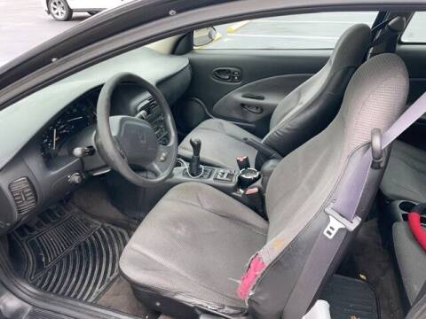 2001 Saturn S-Series for sale at COYLE GM - COYLE NISSAN - New Inventory in Clarksville IN