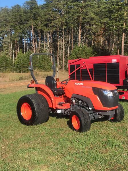 2015 Kubota MX4800 HST for sale at Mathews Turf Equipment in Hickory NC
