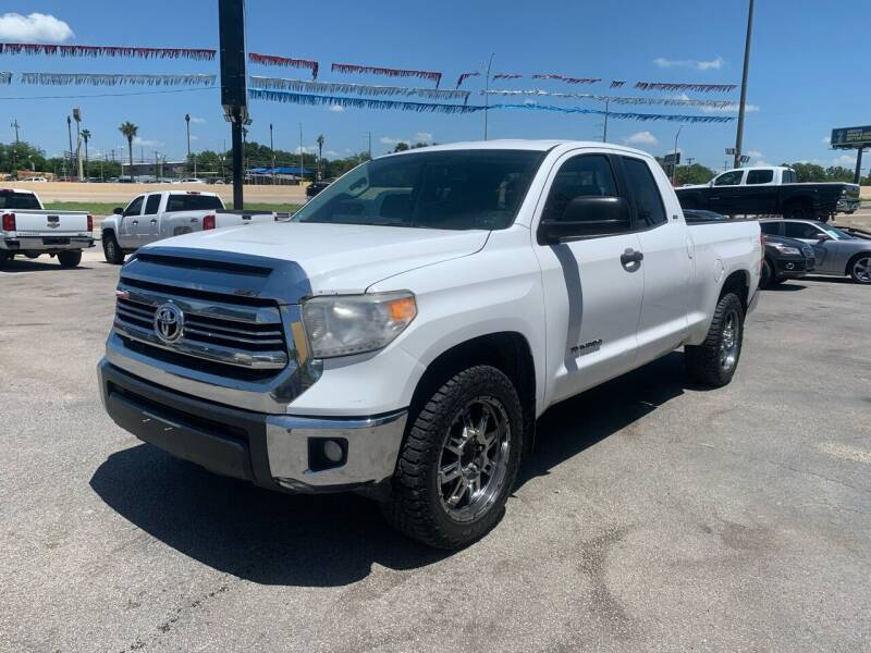 2016 Toyota Tundra for sale at AUTOTEX IH10 in San Antonio TX