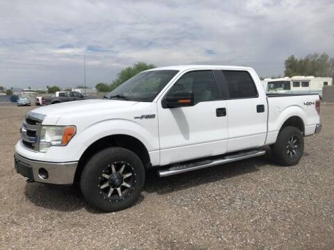 2013 Ford F-150 for sale at AUTO HOUSE PHOENIX in Peoria AZ