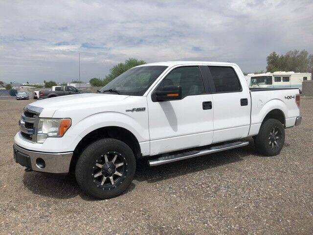 2013 Ford F-150 for sale at Autos by Jeff in Peoria AZ