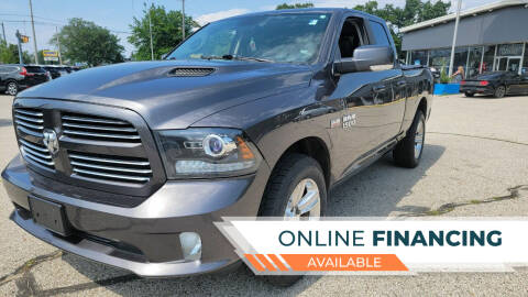 2014 RAM Ram Pickup 1500 for sale at SS Auto Pro of Grand Rapids in Kentwood MI