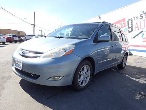 2006 Toyota Sienna for sale at Tommy's 9th Street Auto Sales in Walla Walla WA