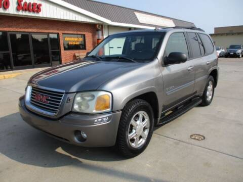 2006 GMC Envoy for sale at Eden's Auto Sales in Valley Center KS