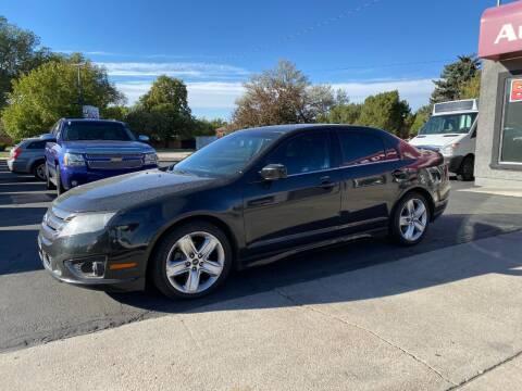 2012 Ford Fusion for sale at Auto Image Auto Sales in Pocatello ID