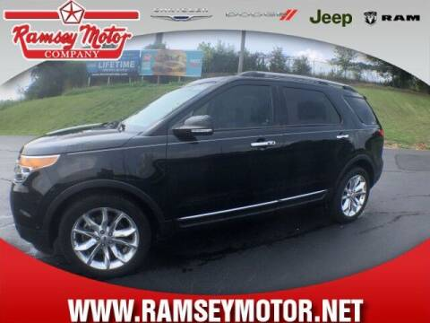 2015 Ford Explorer for sale at RAMSEY MOTOR CO in Harrison AR
