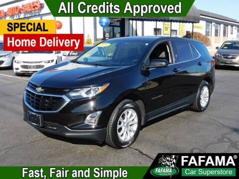 2019 Chevrolet Equinox for sale at FAFAMA AUTO SALES Inc in Milford MA