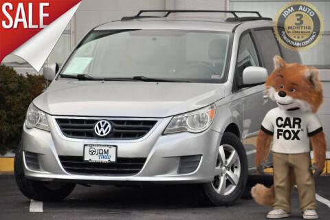 2011 Volkswagen Routan for sale at JDM Auto in Fredericksburg VA
