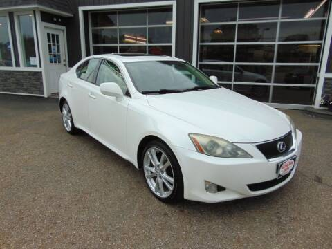 2007 Lexus IS 250 for sale at Akron Auto Sales in Akron OH