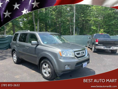 2009 Honda Pilot for sale at Best Auto Mart in Weymouth MA
