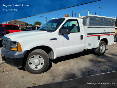 2006 Ford F-250 Super Duty for sale at Regional Auto Group in Chicago IL