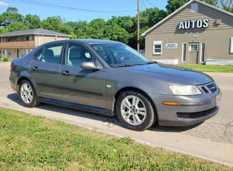 2005 Saab 9-3 for sale at Riverfront Auto Sales in Middletown OH