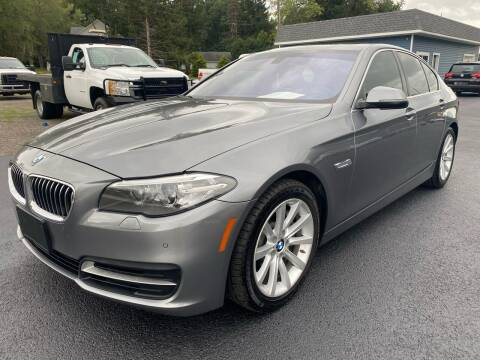 2014 BMW 5 Series for sale at Erie Shores Car Connection in Ashtabula OH