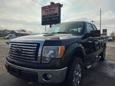 2010 Ford F-150 for sale at Unlimited Auto Group in West Chester OH