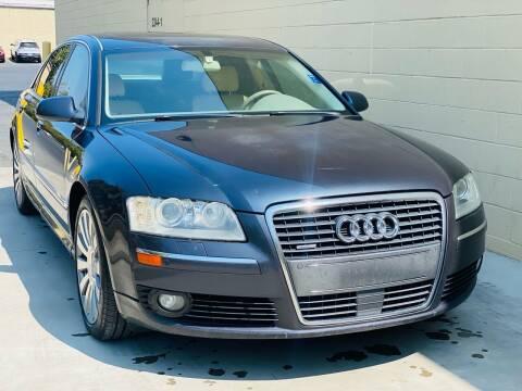 2006 Audi A8 L for sale at Auto Zoom 916 Rancho Cordova in Rancho Cordova CA