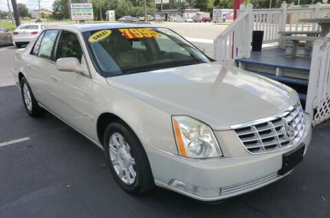 2008 Cadillac DTS for sale at Glory Motors in Rock Hill SC