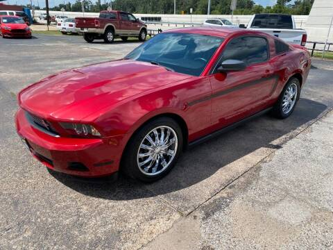 2012 Ford Mustang for sale at Bay Motors in Tomball TX