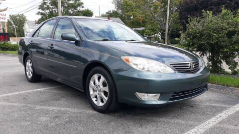 2005 Toyota Camry for sale at Automazed in Attleboro MA