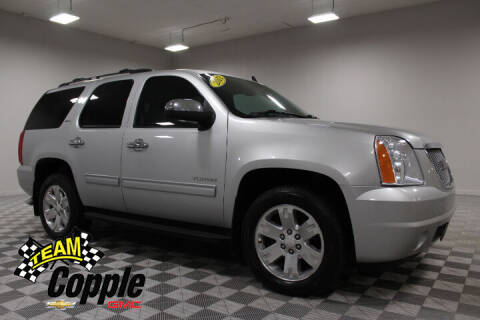 2011 GMC Yukon for sale at Copple Chevrolet GMC Inc in Louisville NE