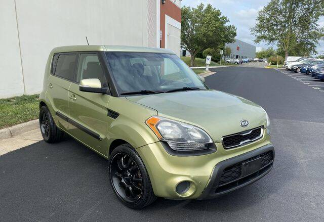2013 Kia Soul for sale at SEIZED LUXURY VEHICLES LLC in Sterling VA
