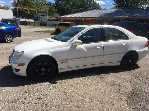 2005 Mercedes-Benz C-Class for sale at Antique Motors in Plymouth IN