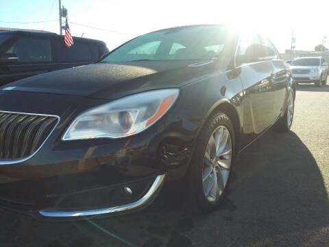 2016 Buick Regal for sale at Auto Credit Xpress in North Little Rock AR